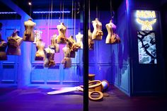 """""""Made With Love"""" at Harrods London,""""Scissors,Needle and Thread"""", pinned by Ton…"""