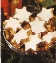 german hazelnut cookies recipe