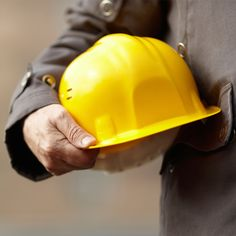 Safety Feature for Hard Hats Invented by InventHelp Client (JMC-1442)