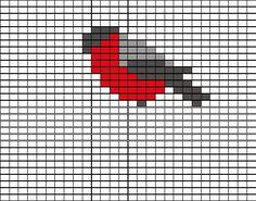 Kuvahaun tulos haulle punatulkku Source by Knitting Charts, Baby Knitting, Knitting Patterns, Crochet Patterns, Knitting Ideas, Cross Stitch Designs, Cross Stitch Patterns, Roman Fonts, Fair Isle Pattern