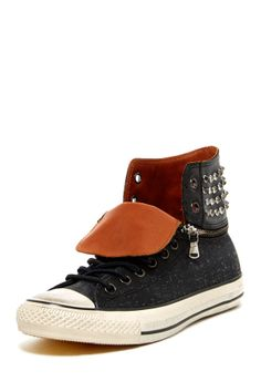 Converse Converse John Varvatos Zip-Off High Top Sneaker