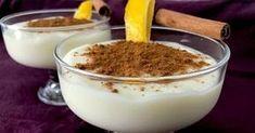 Natillas de leche merengada, ¡deliciosas!