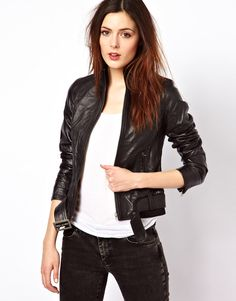 Barneys Originals Leather Jacket Want