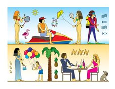 Аdvertising resorts in Egypt