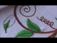 Entertainment - Embroidery Works - chemanthy stitch flower designs