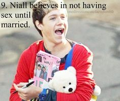 Alright, forget about Tim Tebow, I have to meet Niall. And he needs to sing to me. And we need to get married.