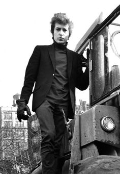 pinkfled: Bob Dylan in New York City, 1965