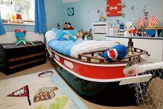 Habitaciones temáticas para niños y adultos
