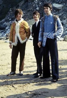 The Beatles - Magical Mystery Tour at Watergate Bay