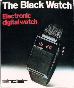 Sinclair Black Watch   by Mike Gerrish
