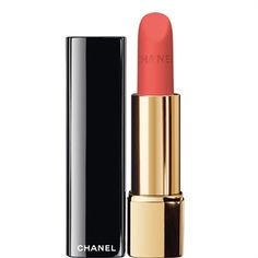 CHANEL - ROUGE ALLURE VELVET LUMINOUS MATTE LIP COLOUR More about #Chanel on http://www.chanel.com, I want this color too