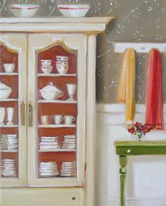 Janet Hill - Plates and Bowls