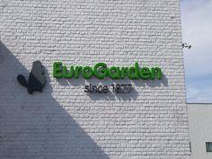 Foampro piepschuim letters. Schuimletters met een polyurea coating, ideaal voor buitentoepassing Logos, Logo