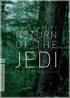 Return of the Jedi - Mock Criterion Collection