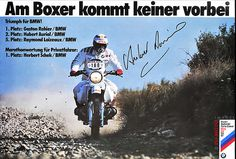 BMW Boxer Hattrick Paris-Dakar '84 '83 '81 All kinds of commercial usage are illegal ! Copyright by -:: eu-moto ima...