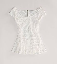 AE Floral Lace Peplum Top | American Eagle Outfitters absolutely Love this shirt!!