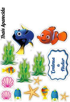 Ikan Nemo Png : Crazy, Cakes,, Disney,, Badut
