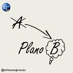 """Instabilidade econômica, mercado de trabalho acirrado e incertezas profissionais. Essa pode ser a deixa para investir no """"Plano B"""". Entenda mais  #planob #empreender #empreendedorismo #empreendedor #startup #consultoria #contabilidade #eliteempresas #negocios #business #enterpreuneship #economia #planb"""