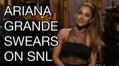 Ariana Grande SNL Saturday Night Live Opening #ArianaGrande #SNL #Music #Funny Ariana Grande Snl, Snl Saturday Night Live, Monologues, Scandal, Funny, Musica, Ha Ha, Hilarious