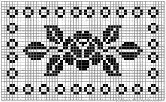 lo spazio di lilla: schemi filet