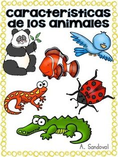 2000 followers FREEBIE!! Thank you!!!You get:Posters for each type of animals and a brief explanation of their characteristics.Animal puzzles for literacy centers