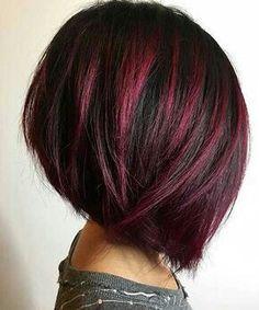 Моя новая стрижка и цвет волос