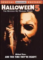 In Halloween 5, one of the less successful of the series of sequels to the original Halloween, the infamous Michael Myers (Donald Shanks), returns to stalk his niece and kill her. Jamie (Danielle Harris) is hospitalized and unable to speak because of her trauma during Michael's last killing spree. She has visions of where Michael will appear and kill again, and he intends to stop her. Dr. Loomis (Donald Pleasence) is working with Jamie to help her find Michael and lock him away. But, there…