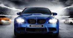 BMW M3 Coupe Frozen Blue Limited Edition