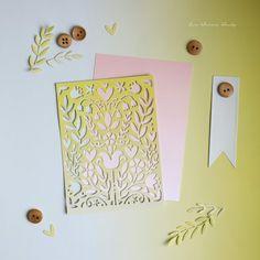 Summer Folk Art Cards, Sizzix Guest Designer of the Month. Sizzix Thinlits Die Set - Folk Art Stencil and Sizzix Bigz Die - Folk Bird. Banner, Folk Art, Designer, Stencils, Sizzix Dies, Gallery Wall, Blog, Summer, Frame