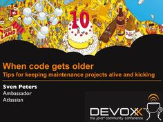 How to keep maintenance projects alive and kicking