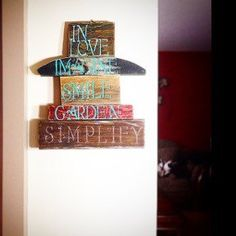 Hey, I found this really awesome Etsy listing at https://www.etsy.com/listing/211145398/pallet-word-wooden-signs-quotes