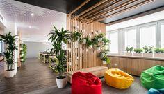 Small room design – Home Decor Interior Designs Open Space Office, Open Office Design, Office Interior Design, Office Interiors, Small Office, Interior Modern, Creative Office, Startup Office, Startup Ideas