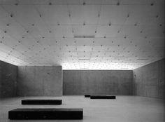 Gallery Space   Kunsthaus Bregenz   Bregenz   Austria   Peter Zumthor   1997
