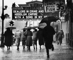 Harlem, New York City, a 1952 photo by Gordon Parks