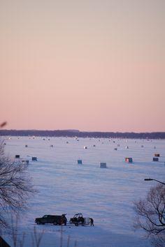 28 best houses on ice images ice fishing house fishing shack ice rh pinterest com