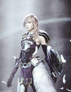 Final Fantasy - Goddess Lightning