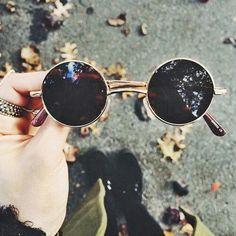 Round round sunglasses. FInd more round sunglasses at http://www.smartbuyglasses.com/designer-sunglasses/general/-Women-Round---------------------