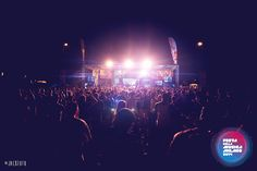 Main Stage - Lights and People