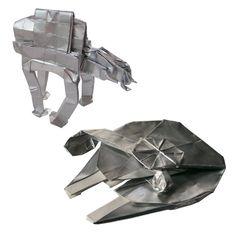 Incredible Starwars origami