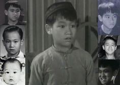 Bruce was a child star in Hong Kong.