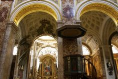 Check out this slideshow See the St. Matthew Cycle at San Luigi dei Francesi in this list All the Beauty, None of the Crowds Caravaggio, The St, Vatican, Italy Travel, Luigi, Barcelona Cathedral, Crowd, Places To Visit, San