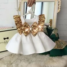 Sparkle away in our Ezmeralda Dress  Available on our website  ittybittytoes.comittybittytoes