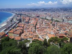 Ten Things to do in Nice, France