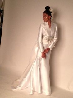 Modern Anese Style Wedding Gown By Rajo Laurel 20th Anniversary Idea For Me