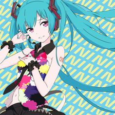 Tell your world Hatsune Miku