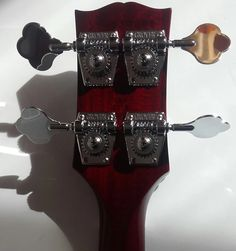 Foto: Gibson Back side of tuners!by Roberto Croizay
