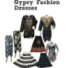 """Gypsy Fashion Clothing"" by mogulinteriordesigns on Polyvore"