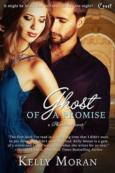 Books Eater: Review: Ghost of a Promise by Kelly Moran