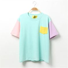 Summer Style Kawaii Patchwork T's