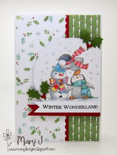Art Pad -Christmas Cuties and this image is also available as a rubber stamp (Penguin pals) Sentiment - Christmas Wishes Set Festive Trimming Pad Christmas Mix, Diy Christmas Cards, Christmas Wishes, Xmas Cards, Holiday Cards, Card Making Inspiration, Making Ideas, Handmade Card Making, Handmade Cards